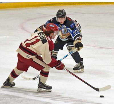 Jouppi And Irey Lead Bobcats Over Minot Bismarck Bobcats