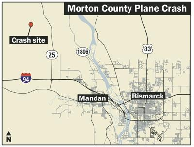 Morton County Plane Crash