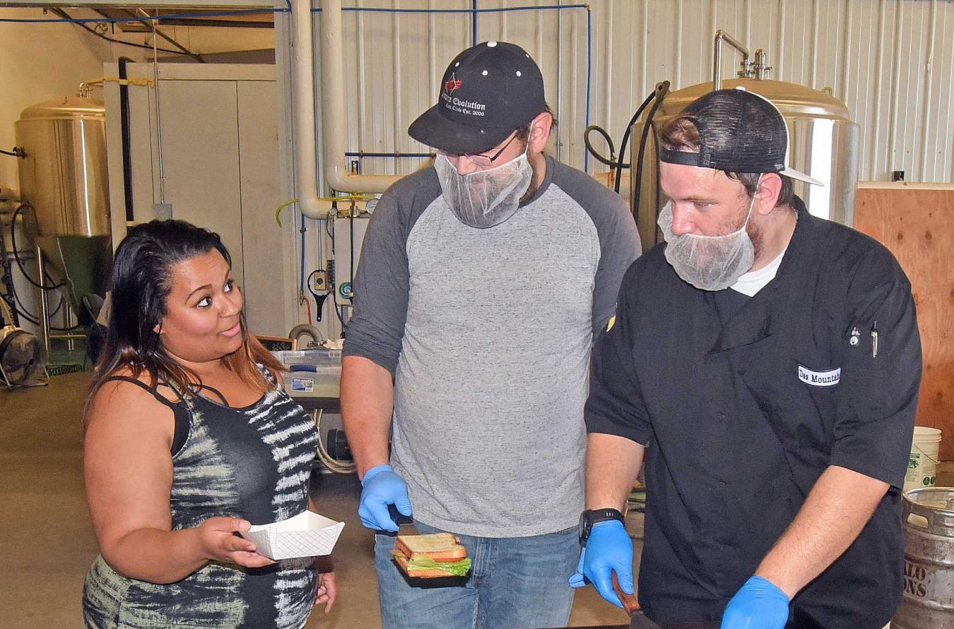 'Food truck' to expand local chef's offerings