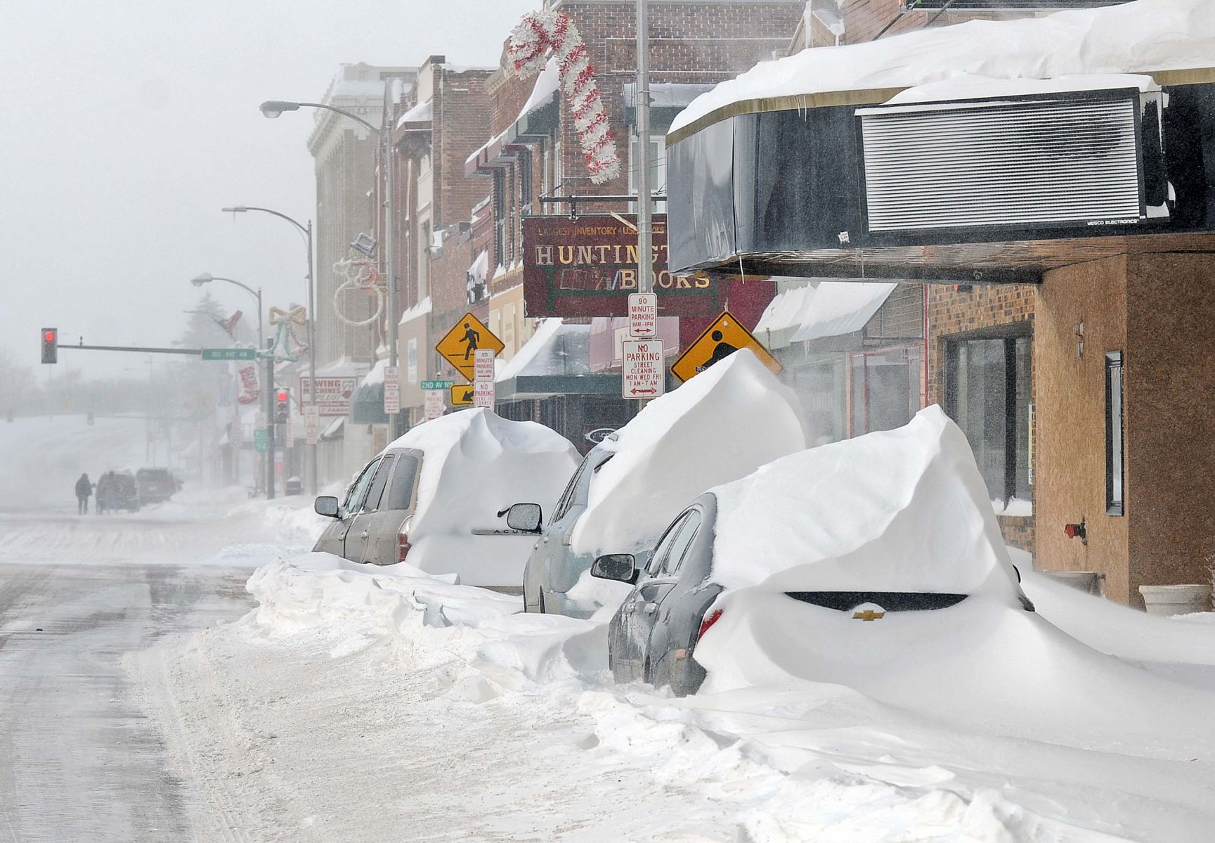 Fargo North Dakota Winter