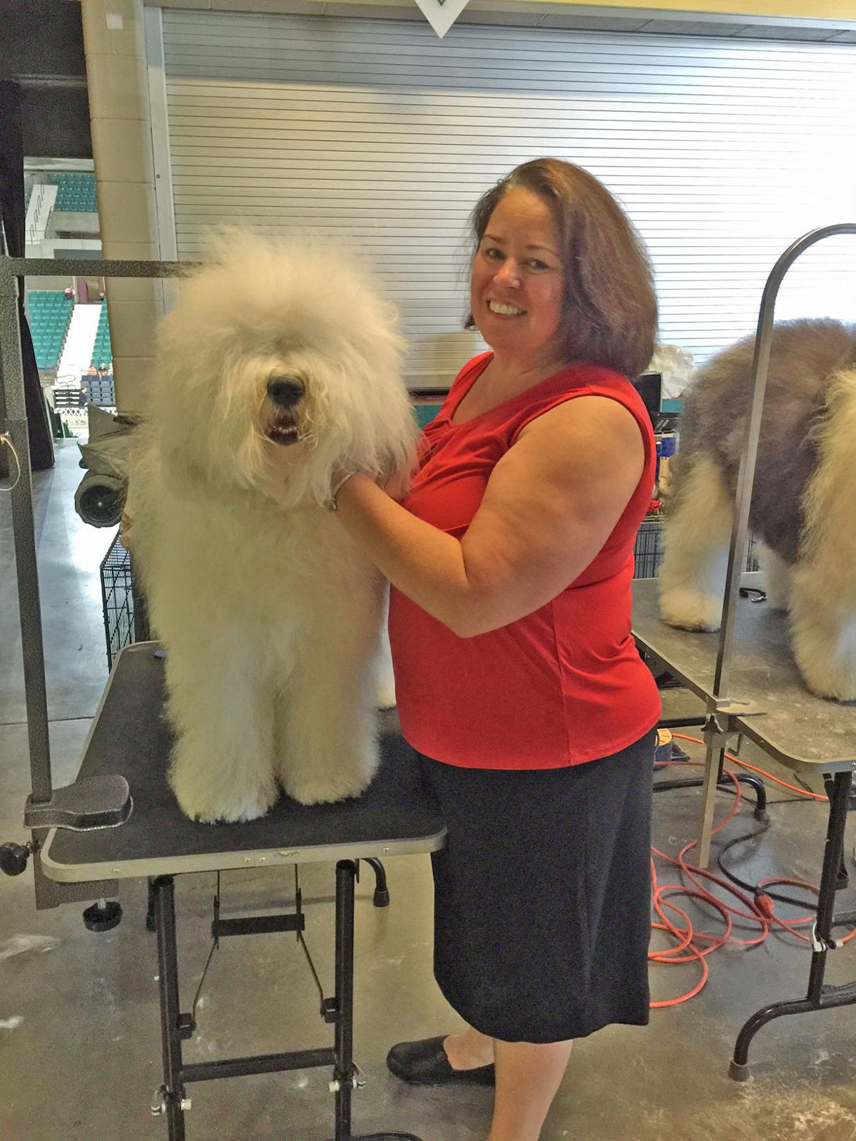 Running with the big dogs: Fargo woman is in pit crew for