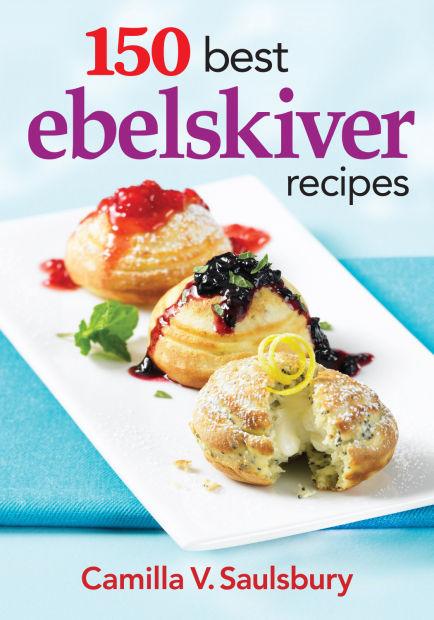 150 Best Ebelskiver Recipes cover