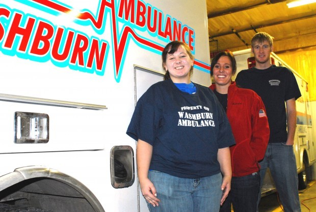 Rural Ambulance Crews Count On Young Volunteers Local