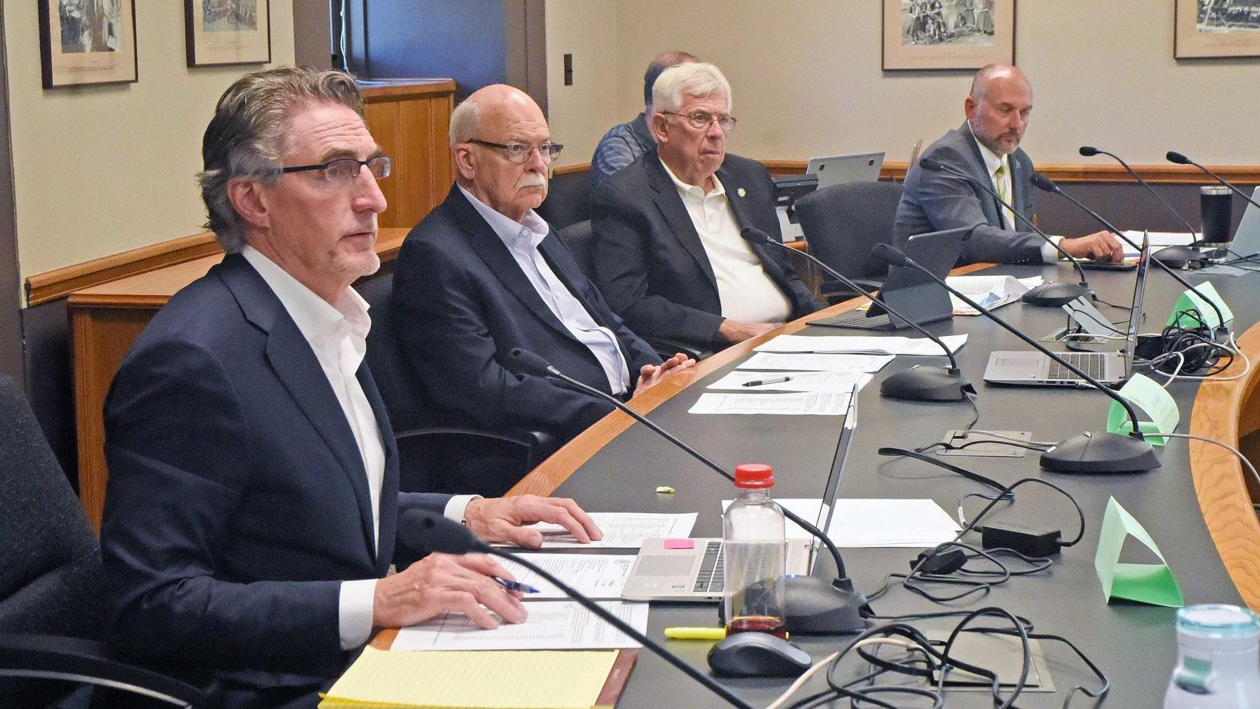 Emergency Commission requests go over new cap; new law could spell special session