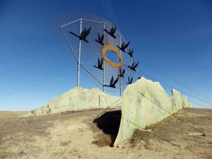 Land dispute resolved, grant would provide funds for upkeep of Enchanted Highway