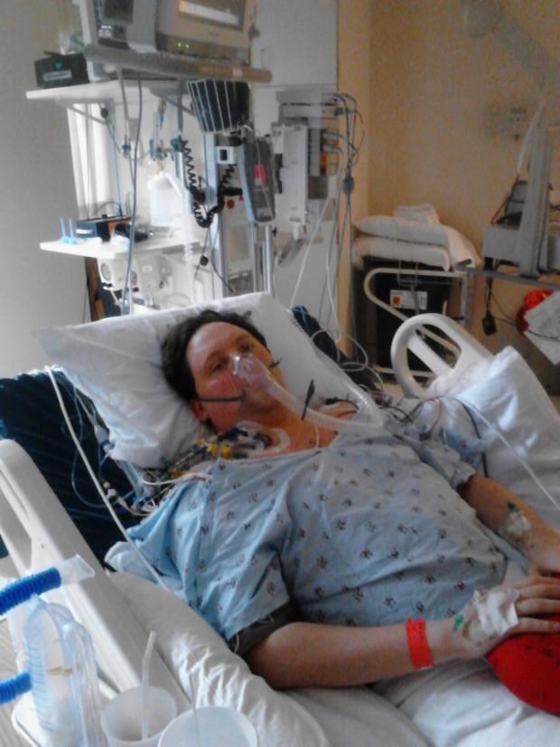 Bismarck Man Returns After Heart Transplant