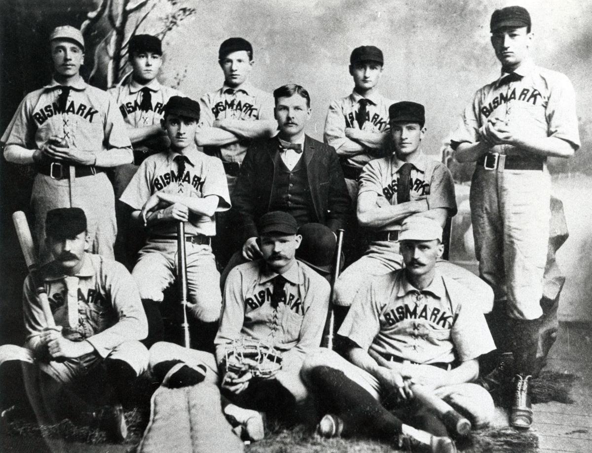 1889 Baseball Team