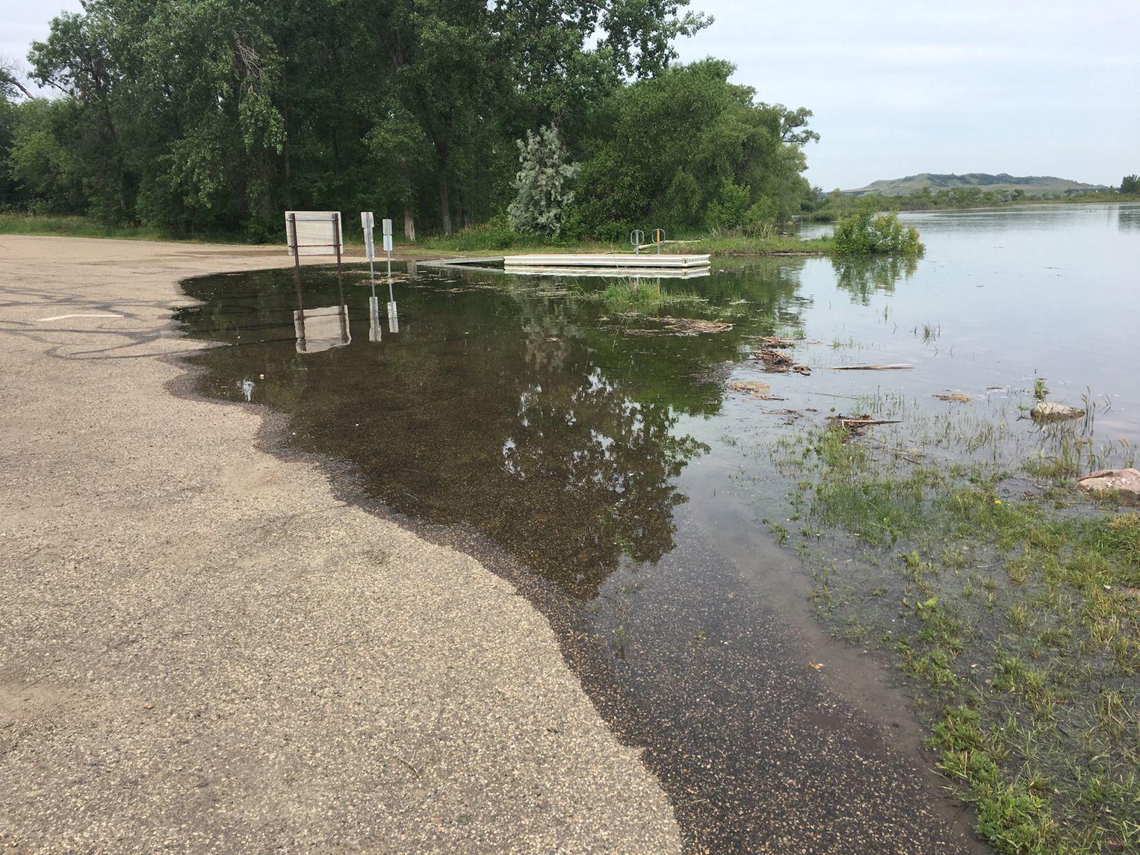 missouri river levels blair
