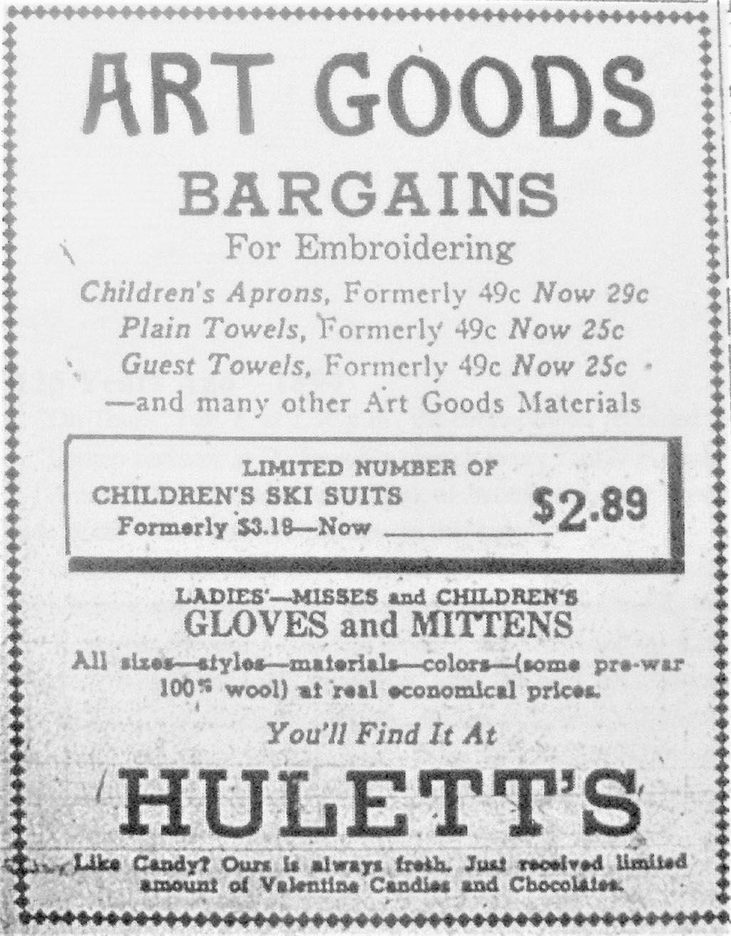 Hulett's