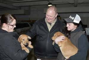 Twin sisters work to save shelter dogs from euthanasia