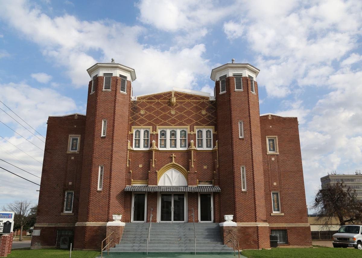 st james methodist church building in waco for sale. Black Bedroom Furniture Sets. Home Design Ideas
