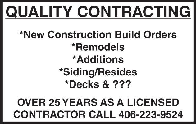 Quality Contracting (copy)