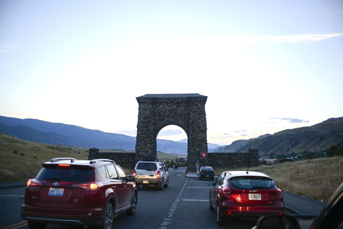 Yellowstone National Park Tourism File