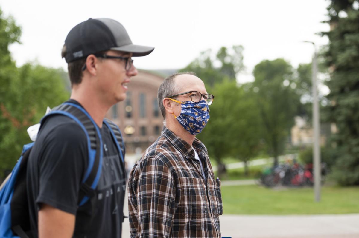 MSU masks