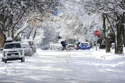 December brought record snowfall levels to Bozeman area