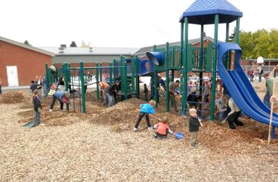 Whittier School In Contest To Raise Money For Playground Education