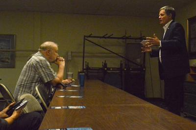 Sen. Daines talks prescription drugs with Bozeman seniors