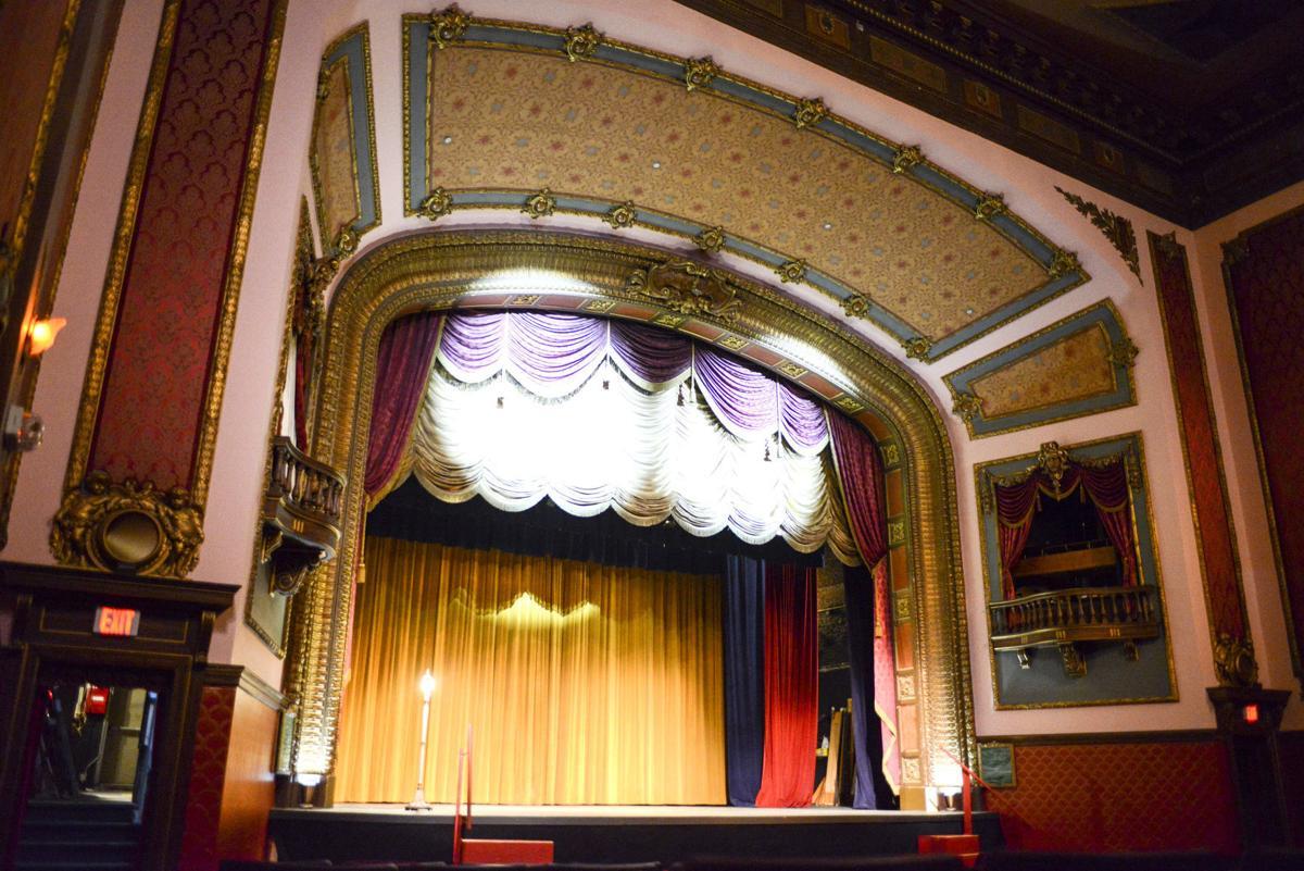 The Ellen Theatre Re-Opening