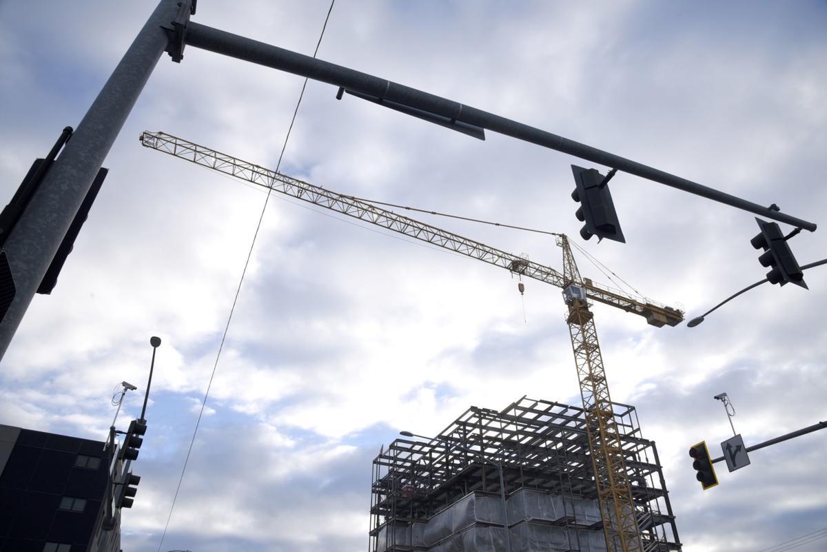 Money, Construction