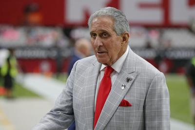Falcons Owner International Donation