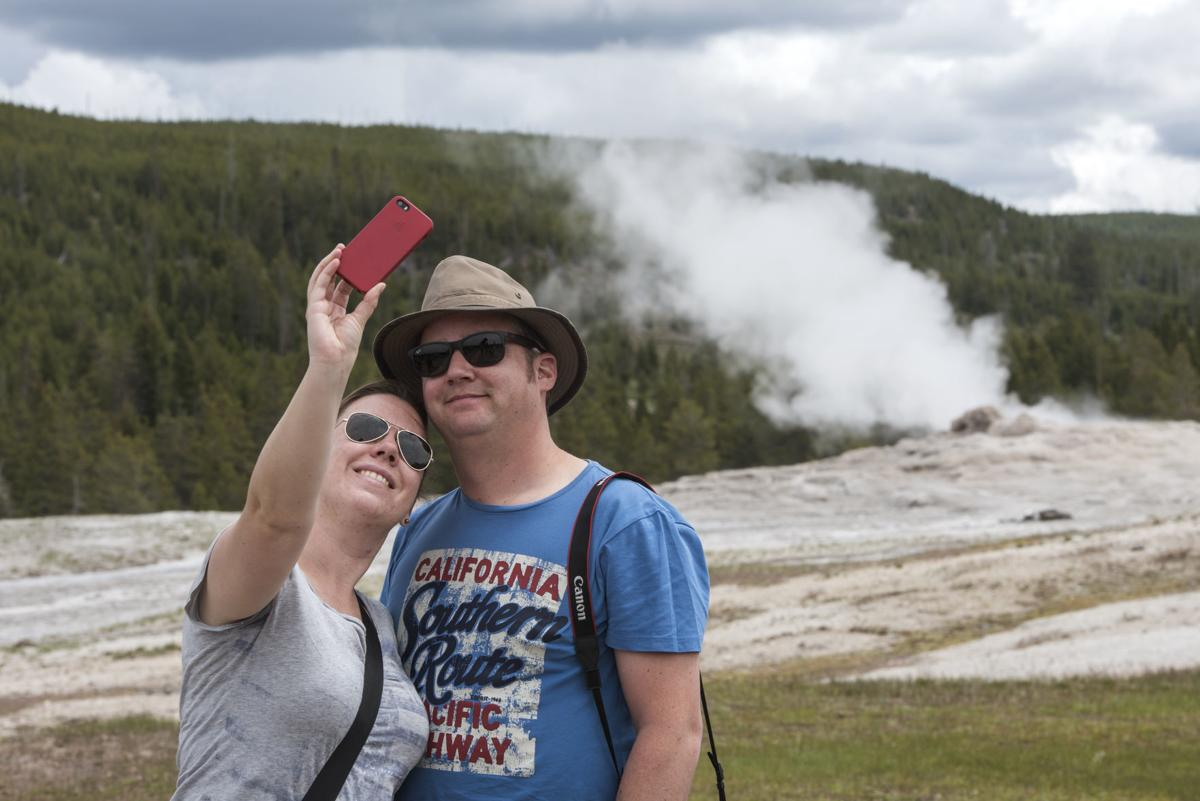Yellowstone Tourist Tourism File