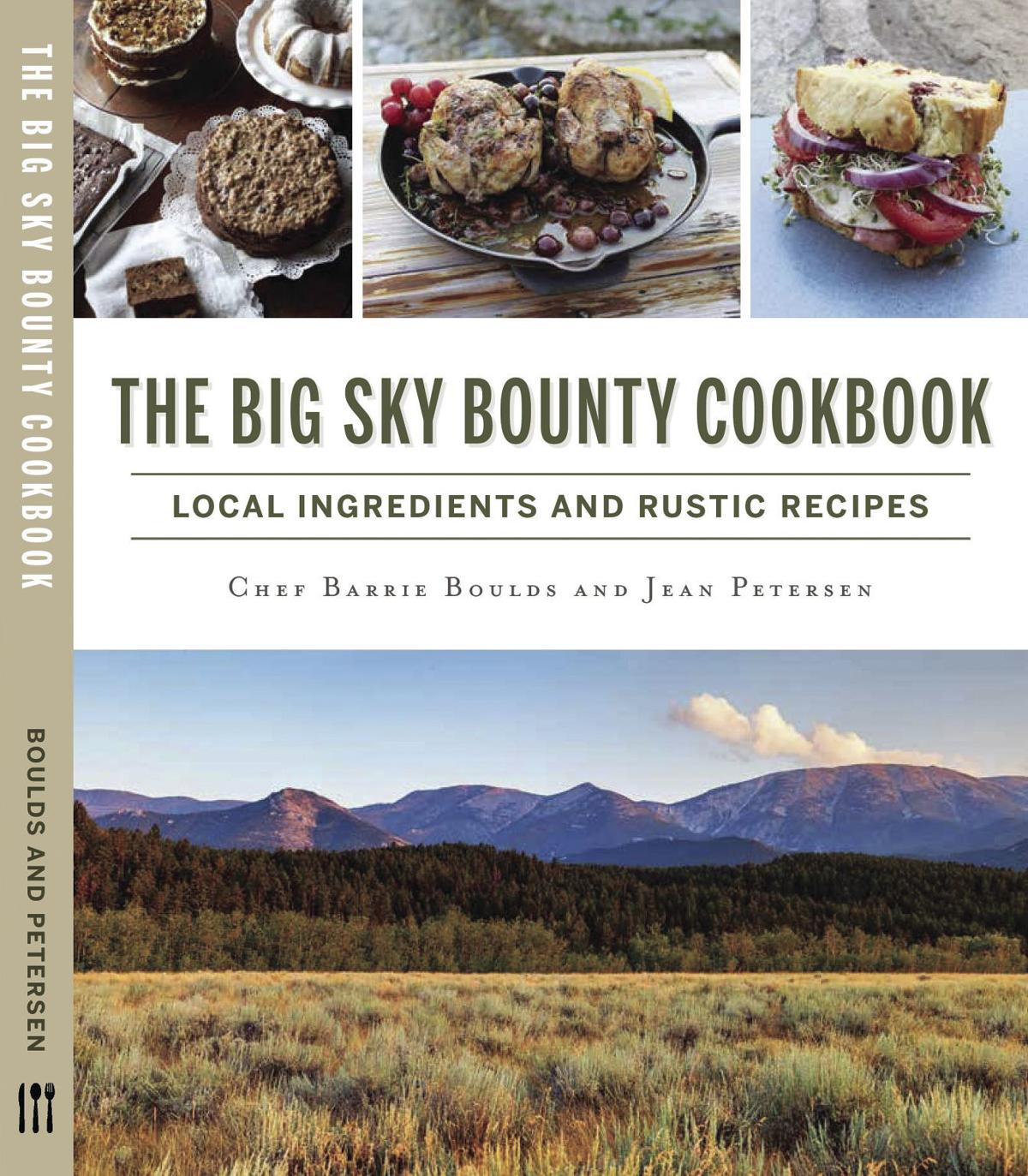 The Big Sky Bounty Cookbook cover