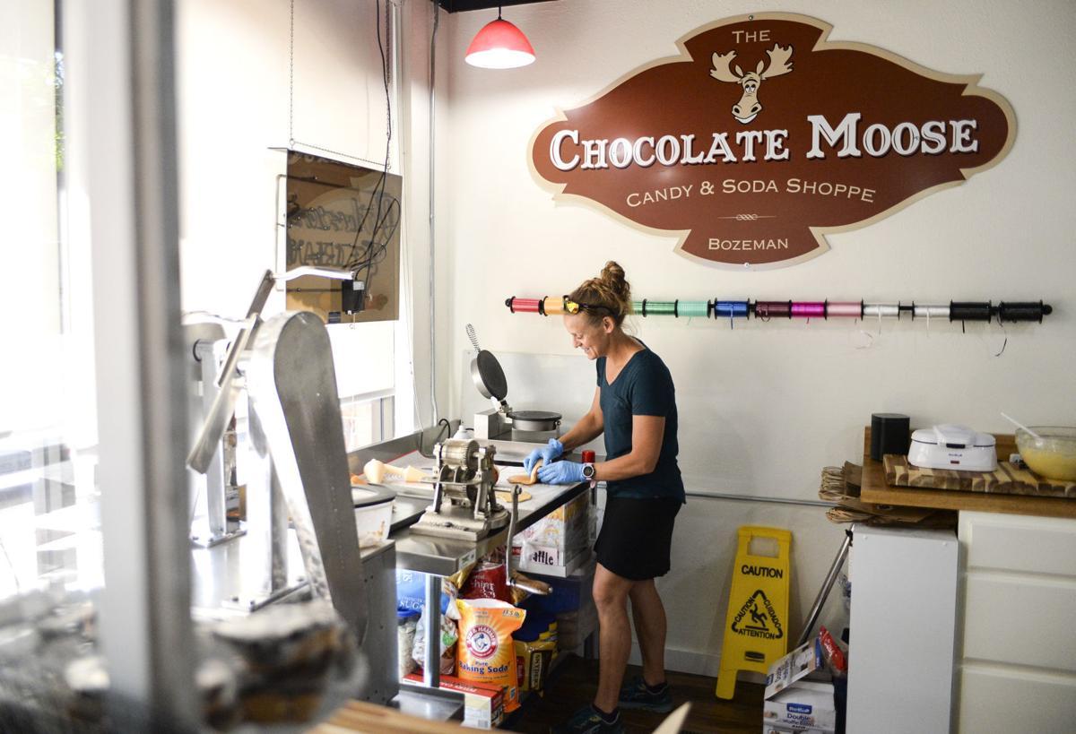 Chocolate Moose Ownership Change