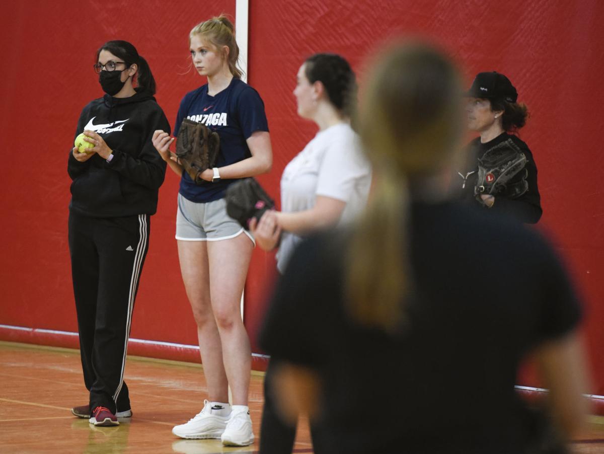 BHS Softball Practice (copy)
