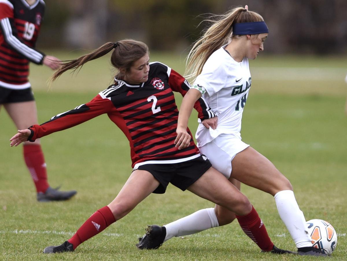 BHS Girls Soccer v. Glacier, Semifinals