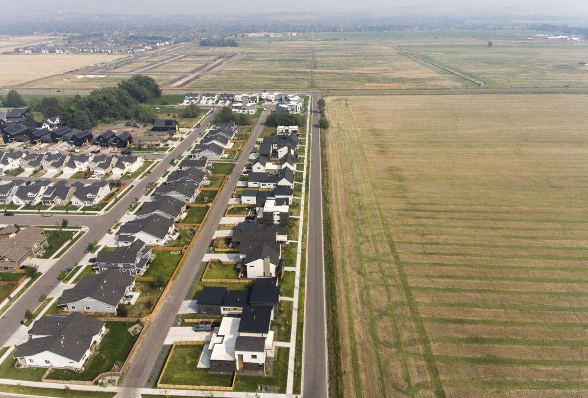 South Bozeman Development