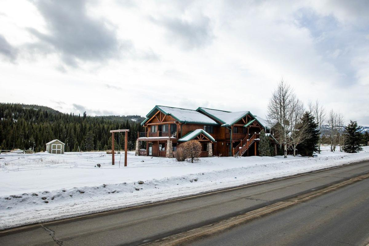 Workforce housing development in Big Sky
