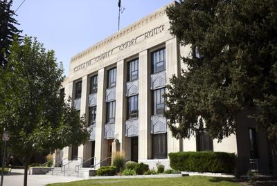 Gallatin County Courthouse File