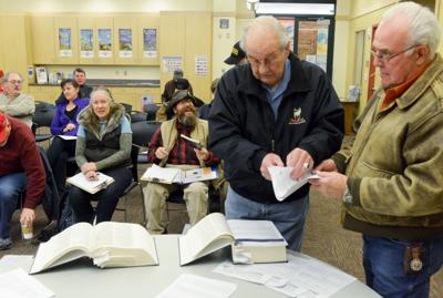 Common Law meeting at Bozeman Library
