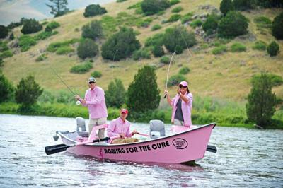 Rowing for the Cure