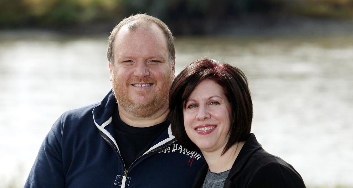Craig Lancaster and Elisa Lorello