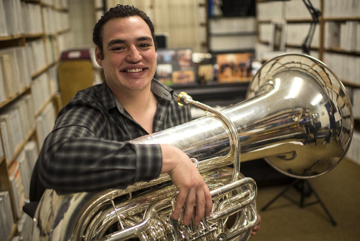 Marques Ceasar-Lopez, MSU Grad