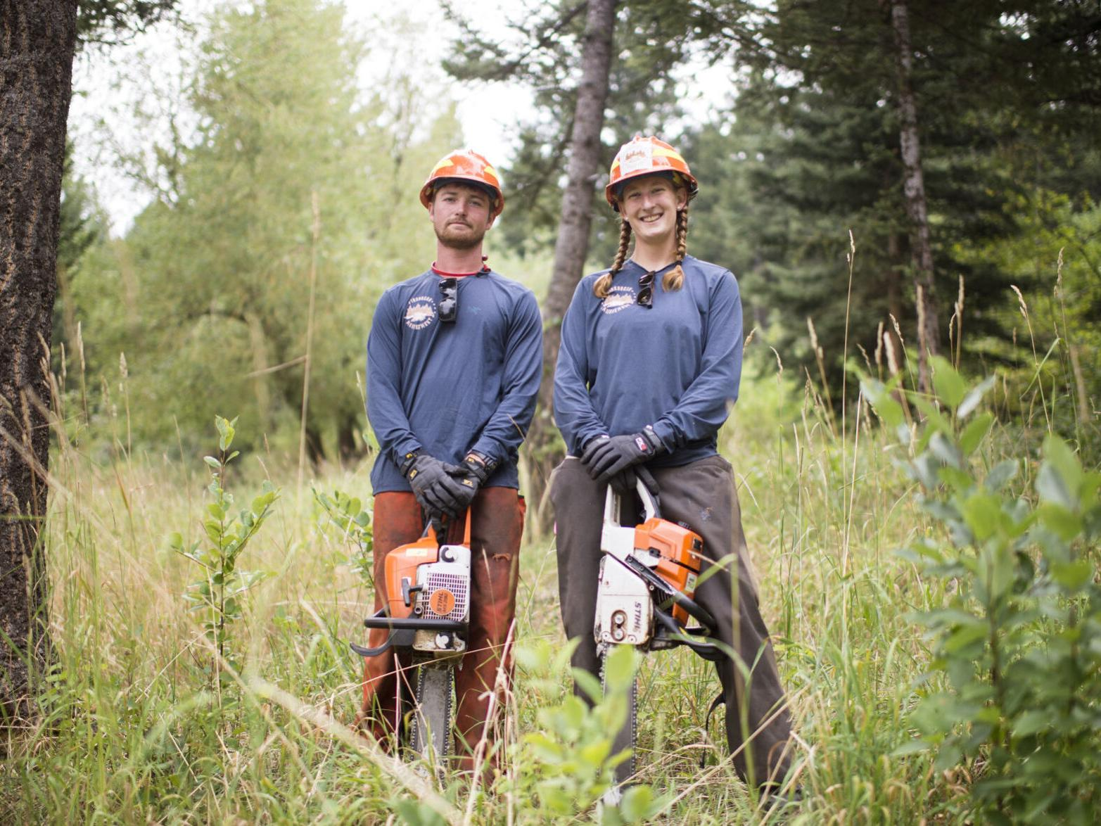 Former firefighters start company to reduce wildfire risk
