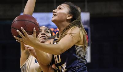 MSU Women's Hoops Scrimmage