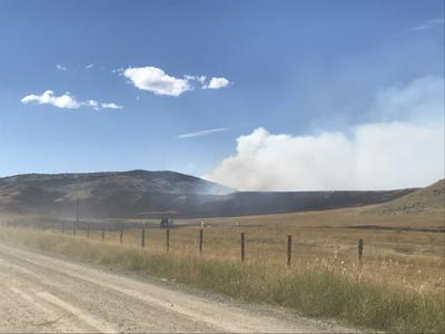 milligan canyon fire