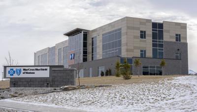 Blue Cross Blue Shield of Montana building