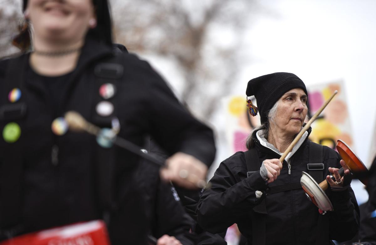 Gallatin and Park County Women's March 2019