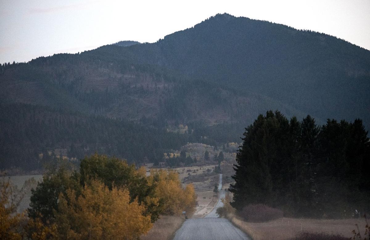 Mt. Ellis, Land Board