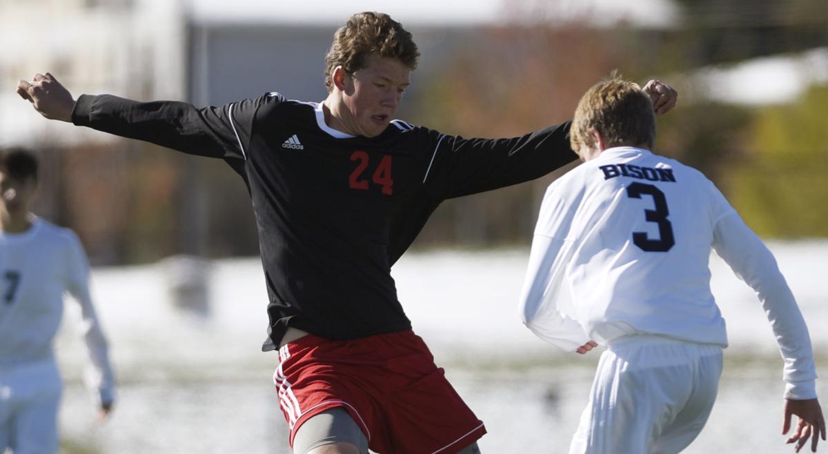 BHS boys soccer v. GFH