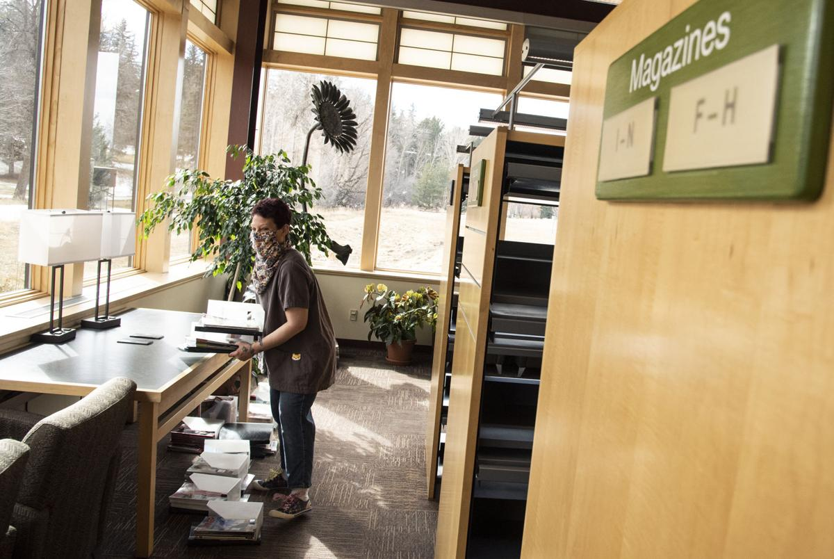 Bozeman Public Library Reopening