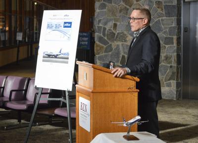 Airport announces new flights