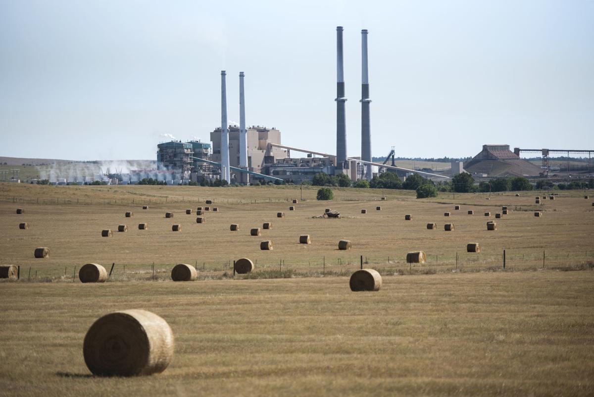 Rosebud Mine, Westmoreland Coal Company, Colstrip, Climate