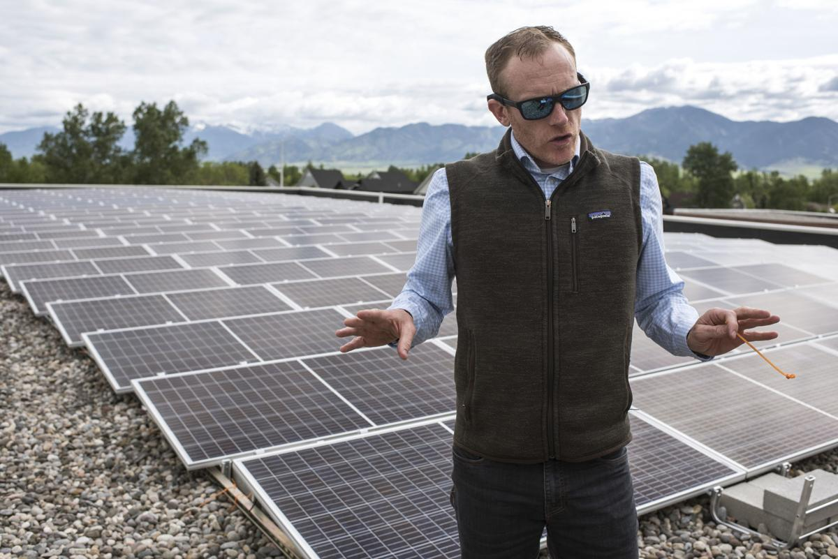 Solar Panels Hyalite Elementary