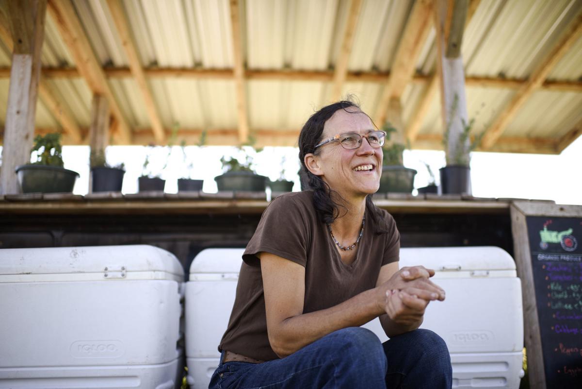Three Hearts Farm, Rachael Hicks 1