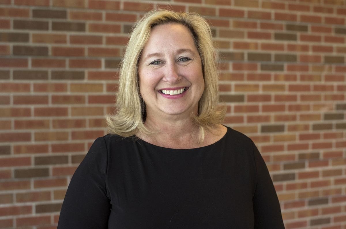 Sarah Brown, superintendent finalist