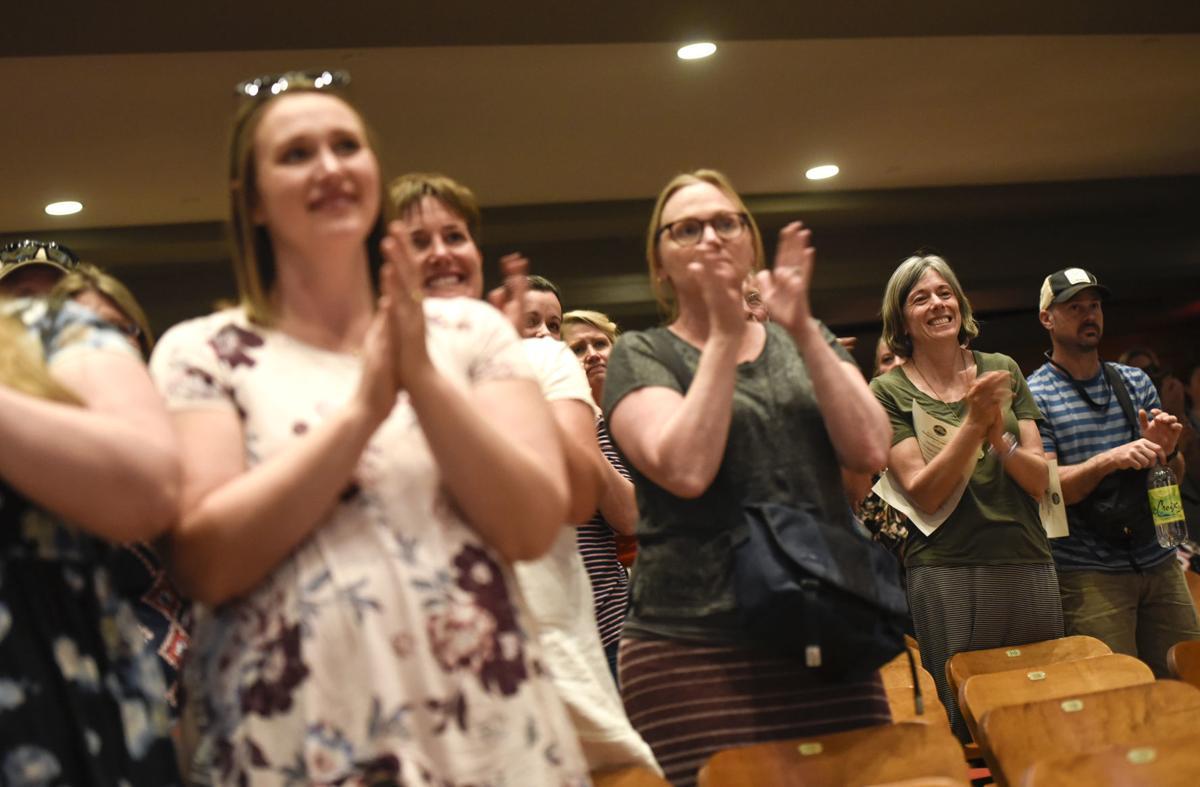 Bozeman Public Schools Recognition Ceremony - Staff